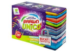 Brawn Unico per il bucato